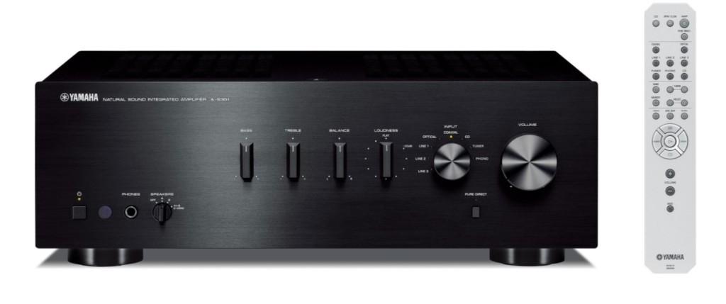 Yamaha A-S301: spendere poco per ascoltare bene