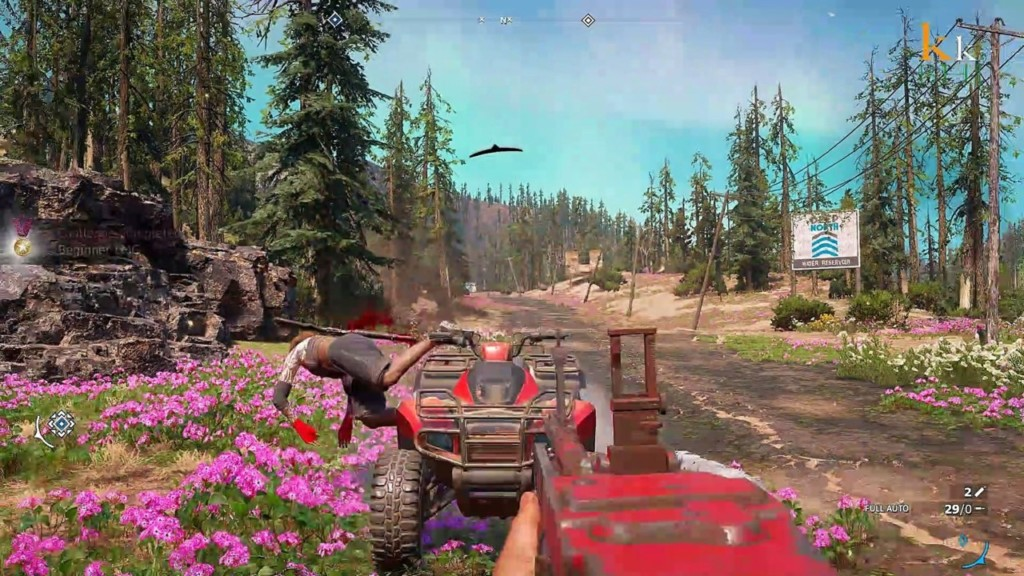 Far Cry New Dawn – Home Theater Test Xbox One X