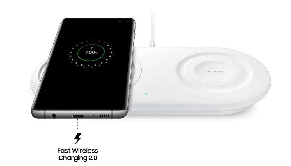 Samsung Fast Wireless Charging 2.0: ecco cosa aspettarsi