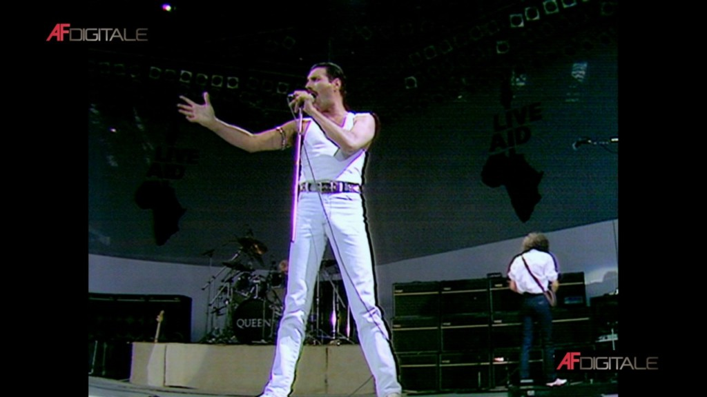 Freddie Mercury – The Great Pretender [BD]