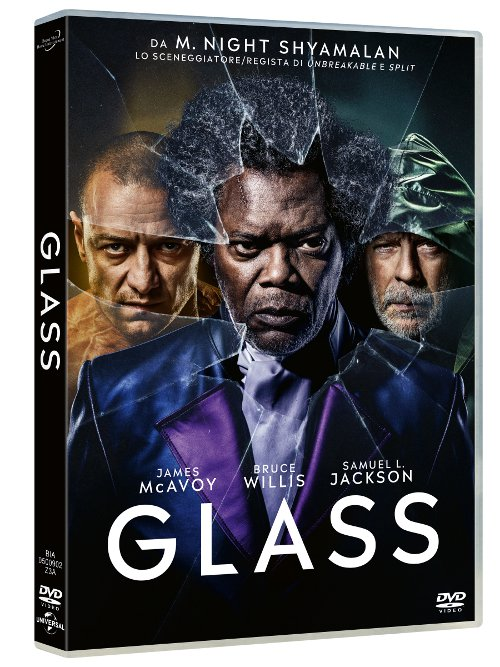 Una steelbook 4K per Glass