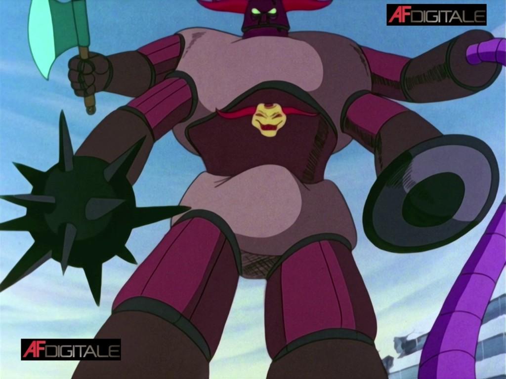 Jeeg Robot d'acciaio - Box 1 serie TV [BD]