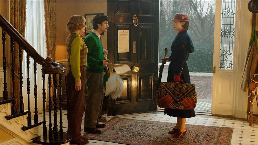Il ritorno di Mary Poppins è fissato per il 17 aprile