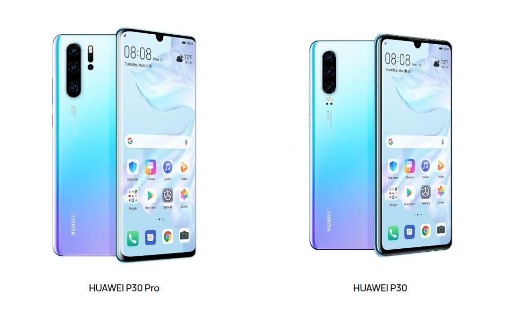 L'aggiornamento ad Android 10 per Huawei P30 e P30 Pro arriva in Europa