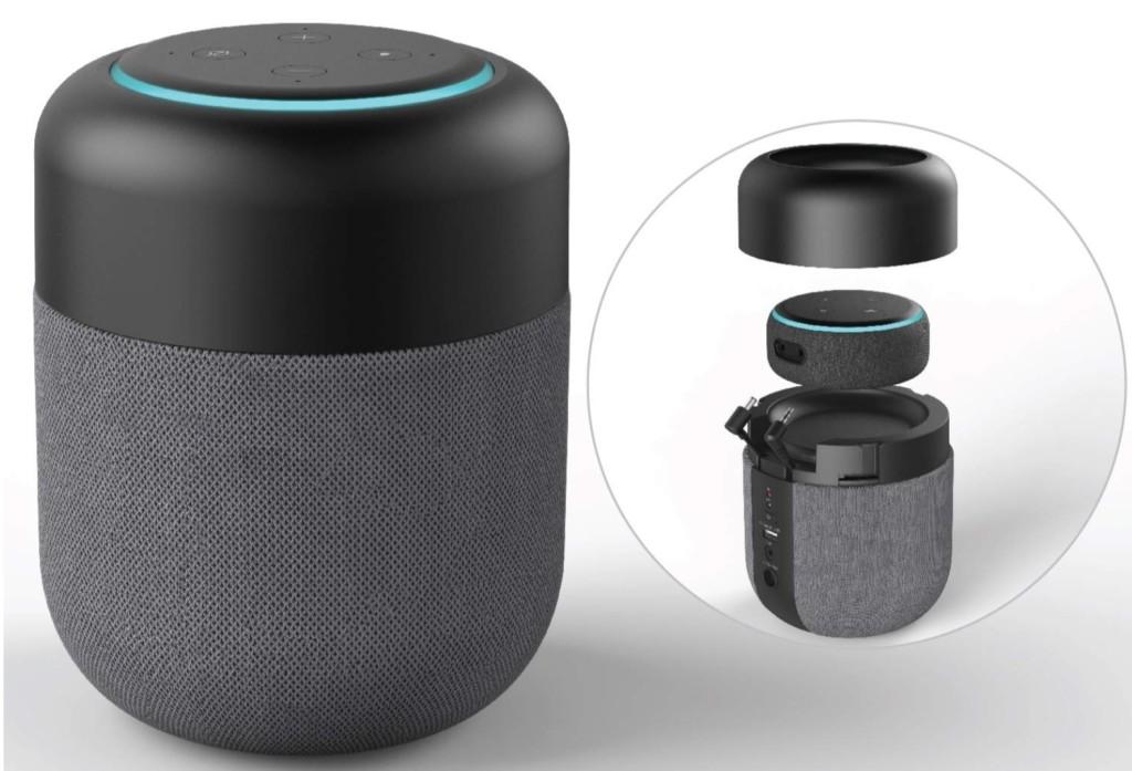 Volete rendere portatili i vostri smart speaker fissi? Ecco come fare