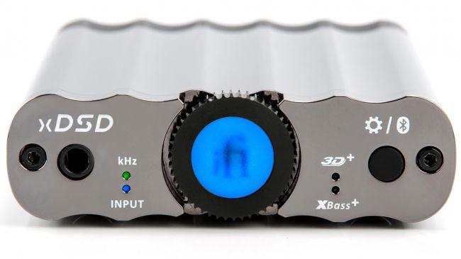 iFi xDSD: il DAC portatile che sfida il Chord Mojo