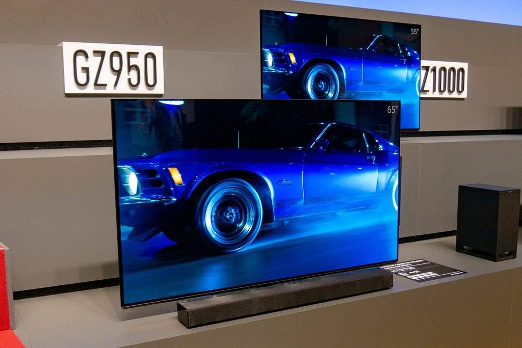 OLED 2019 Panasonic: i prezzi italiani delle serie GZ2000, GZ1000 e GZ950