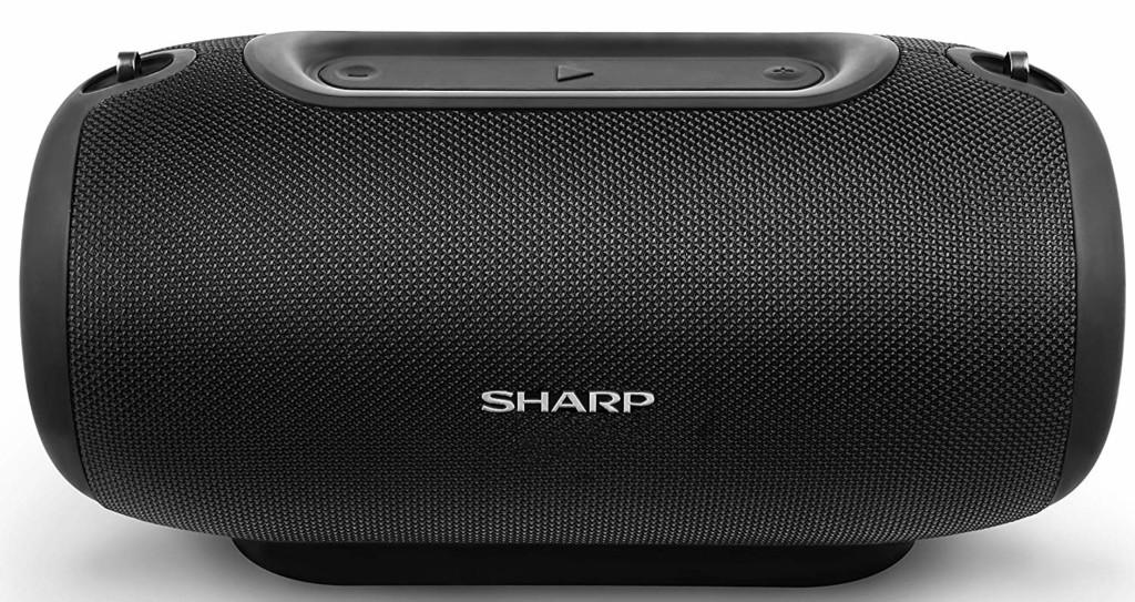 Sharp GX-BT480: lo speaker Bluetooth che se la cava con tutto