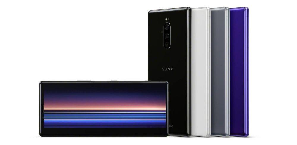 Sony Xperia 1: display 4K per tutto il tempo
