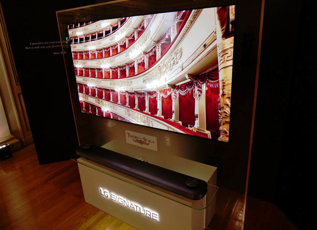 TV LG OLED e NanoCell: i prezzi italiani dei modelli 2019
