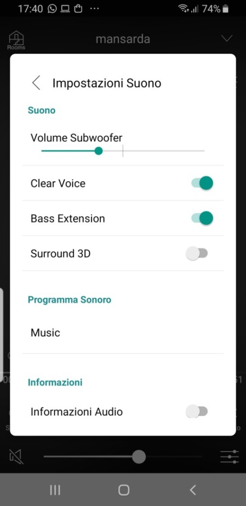 Yamaha MusicCast BAR 400 - La soundbar slim e versatile