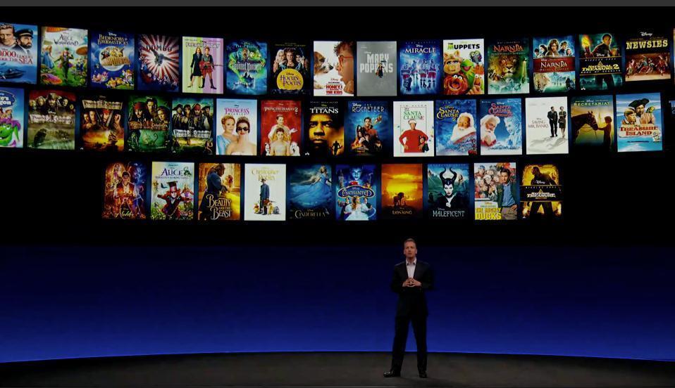 Disney+: si parte a novembre… e c'è anche il 4K-HDR