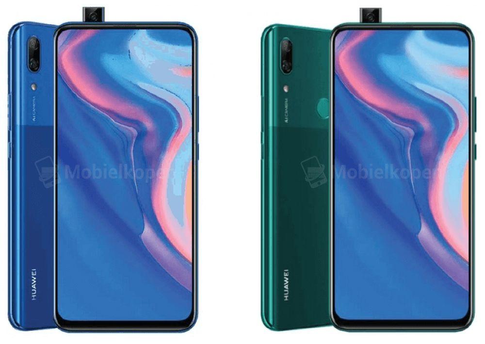 Huawei P Smart Z avrà la fotocamera a scomparsa