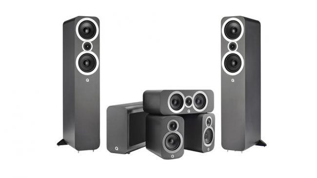 Come scegliere un sistema di diffusori home cinema