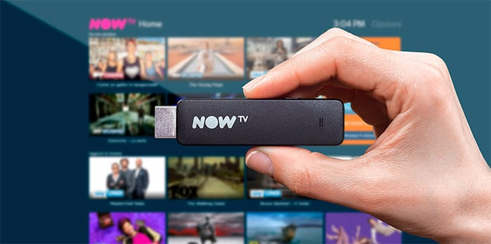 NOW TV: arriva il download in locale su smartphone e tablet