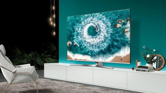 I nuovi TV ULED Hisense U7B e U8B hanno l'HDR universale