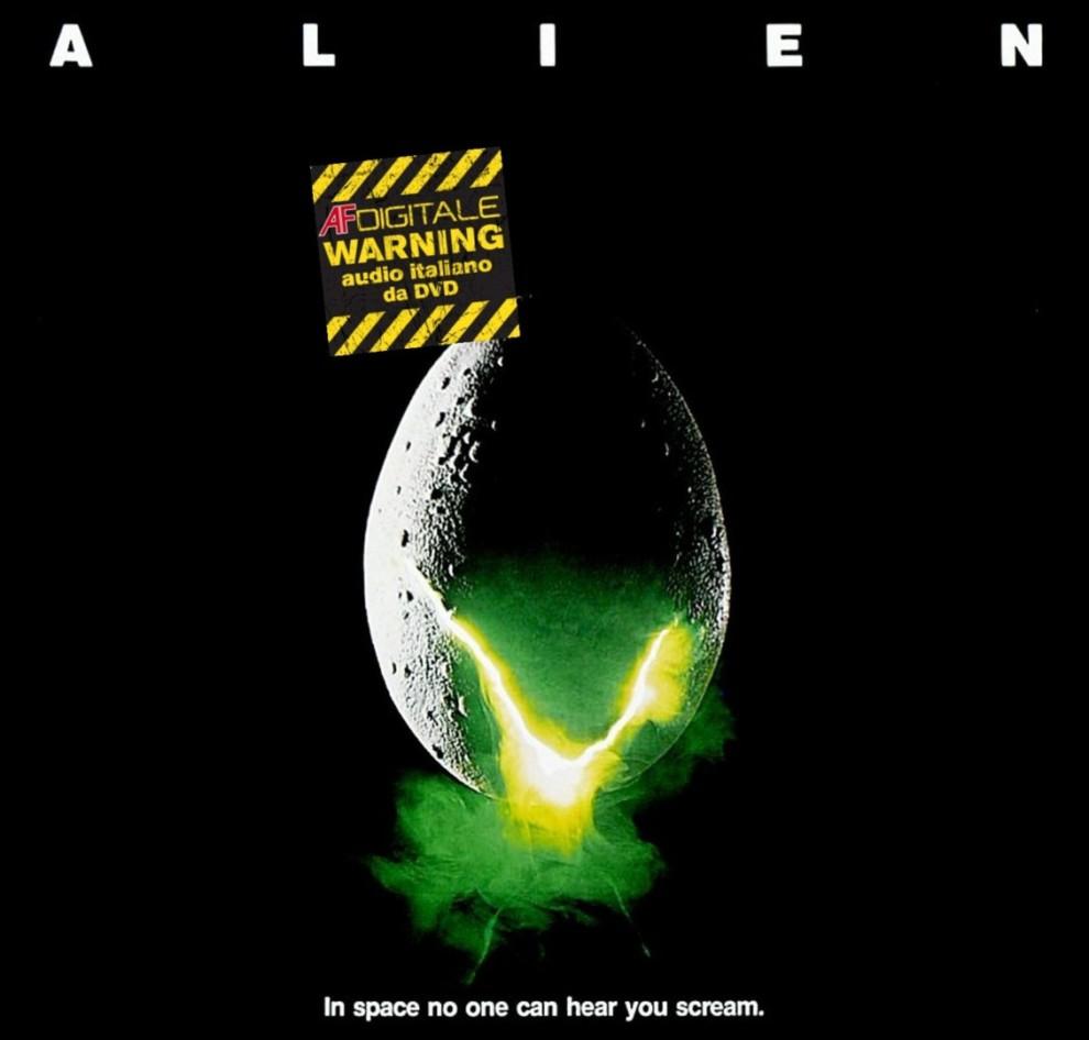 Alien 40° anniversario [UHD]