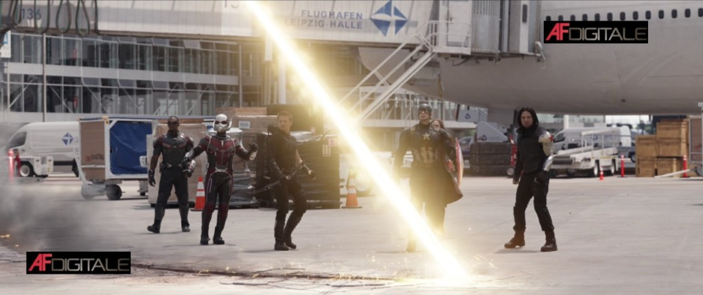Captain America Civil War [UHD]