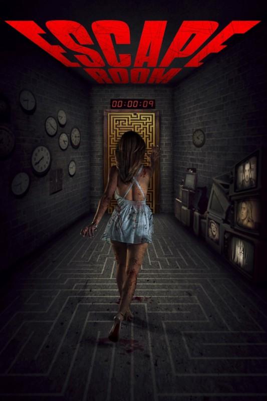 Escape Room (2017) [BD]