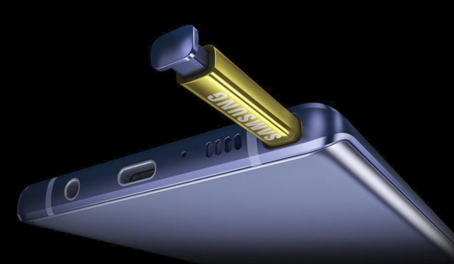 Samsung Galaxy Note 10: niente jack per le cuffie e addio ai pulsanti fisici