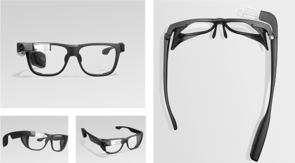 I Google Glass Enterprise Edition 2 sono ufficiali