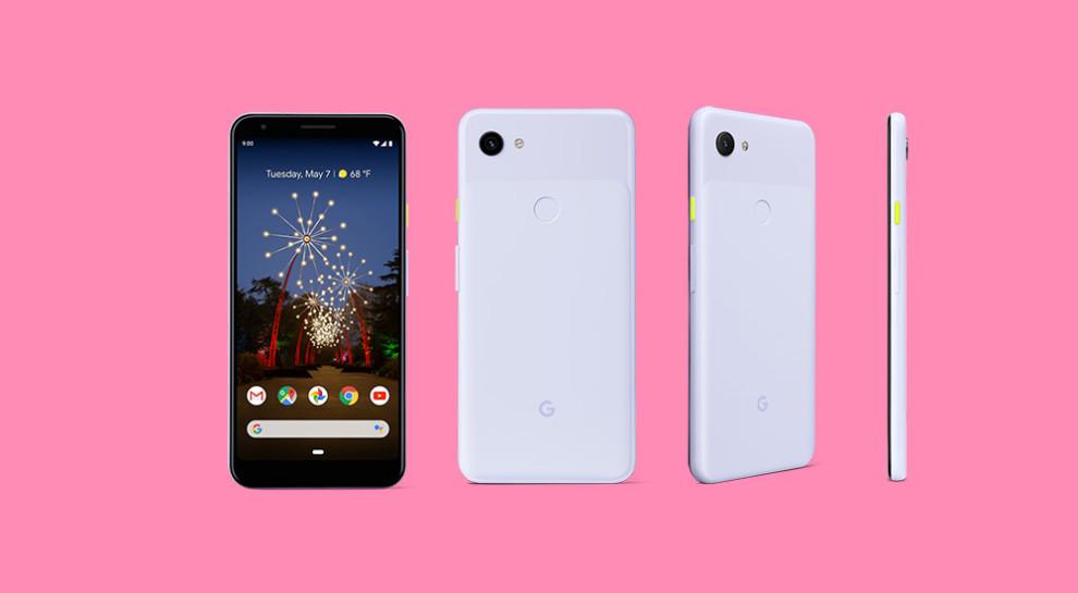Google Pixel 3a