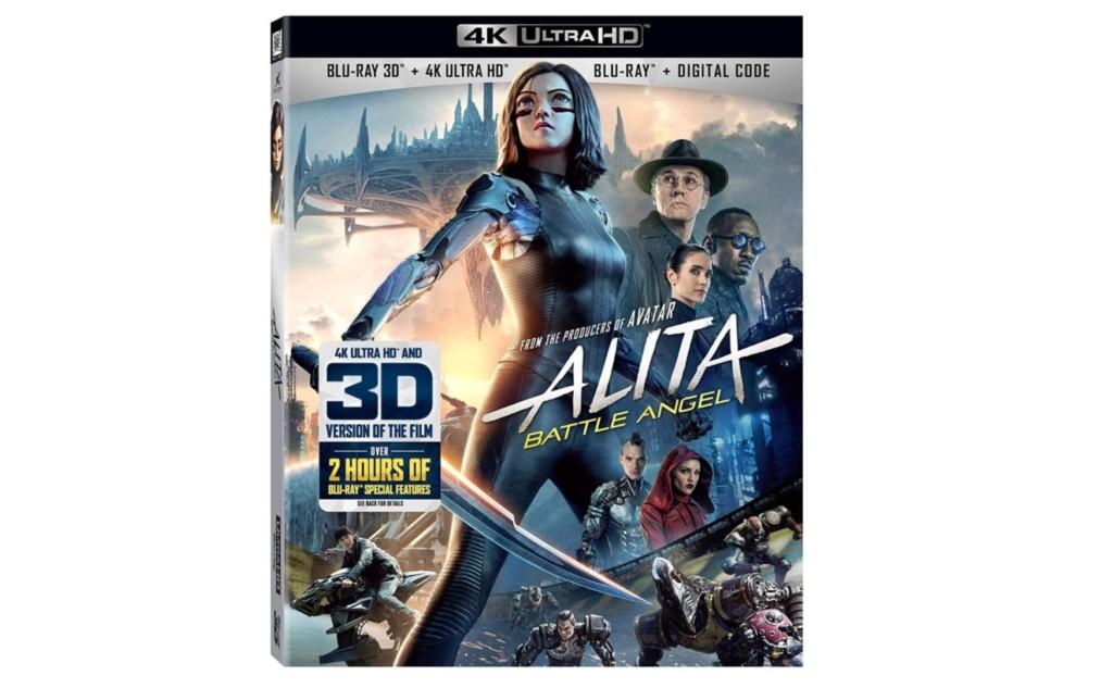 Dolby Vision per l'UHD Blu-ray di Alita: Angelo della battaglia