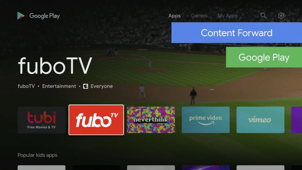 Android TV: nuovo Play Store e piattaforma Reference +