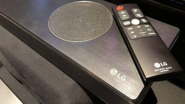 LG SL9YG: soundbar Dolby Atmos di nuova generazione