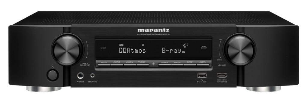 NR1510 e NR1710: ecco i due nuovi ricevitori AV slim di Marantz