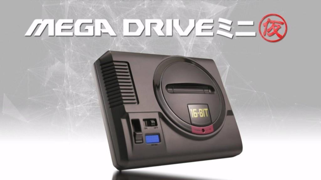 Sega Mega Drive Mini: tutto quello che c'è da sapere
