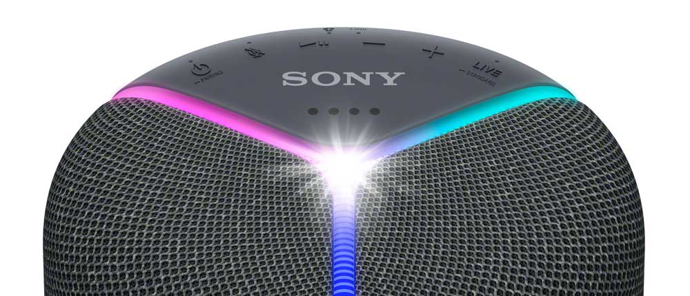 Nuove cuffie e speaker wireless per la gamma Extra Bass di Sony