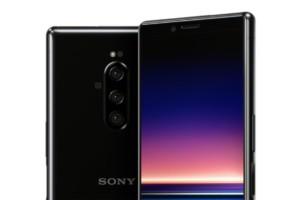 Sony Xperia 1 con display 4K OLED in Italia a giugno