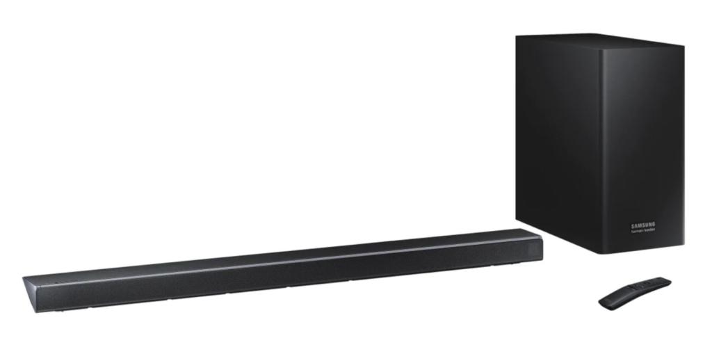 Samsung rimborsa fino a 500 euro per una combo TV QLED-soundbar