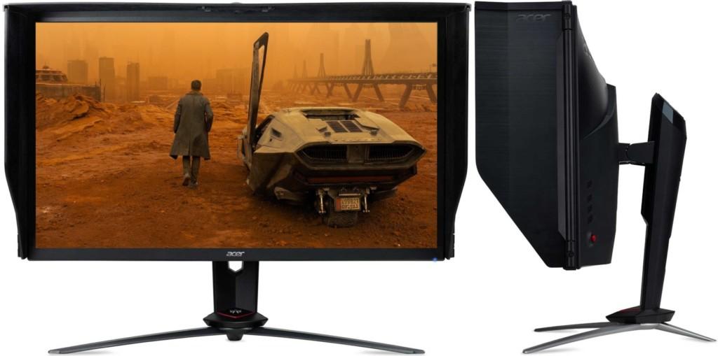Monitor ACER Nitro XV273K – La nostra prova