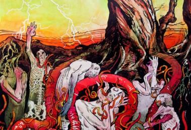 Squirm – I carnivori venuti dalla savana [BD]