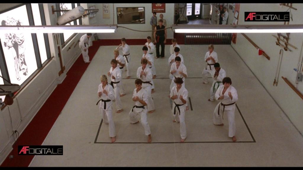 Karate Kid - Per vincere domani [UHD]