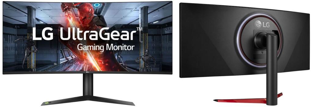LG UltraGear - Monitor IPS da 1 ms