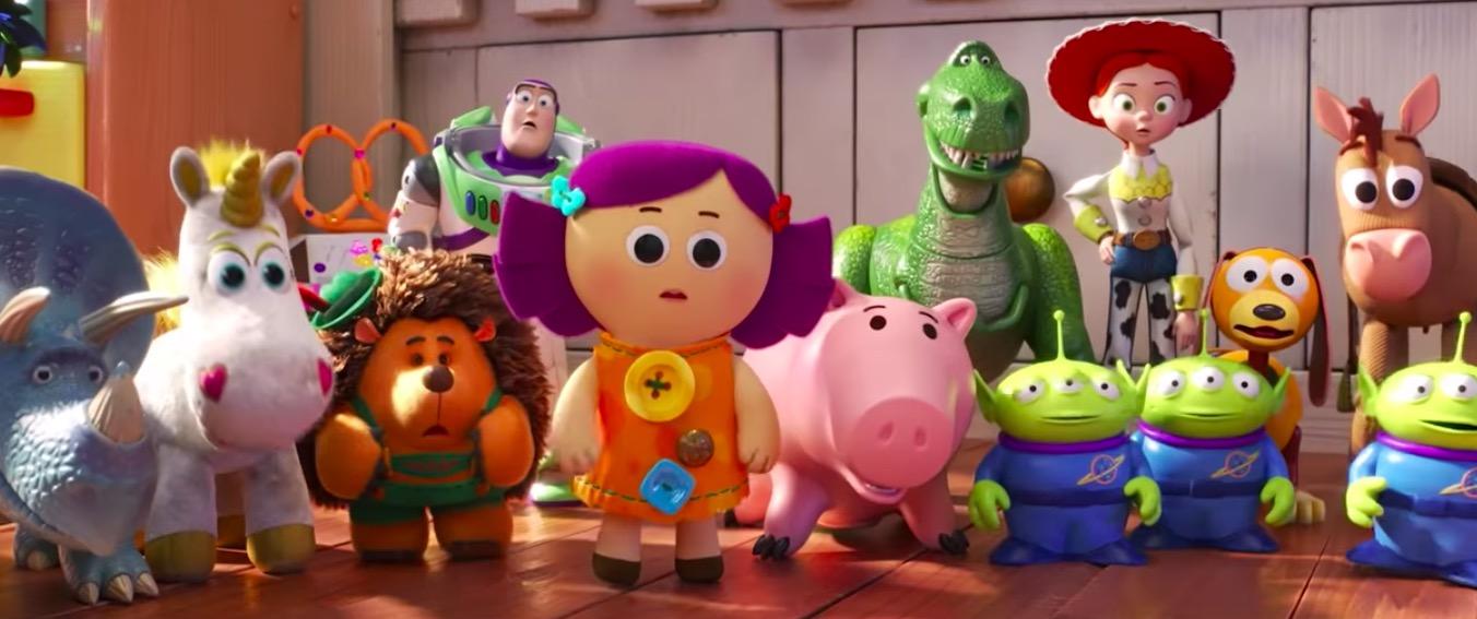 Toy Story 4 da oggi nei cinema, prossimamente non in UHD