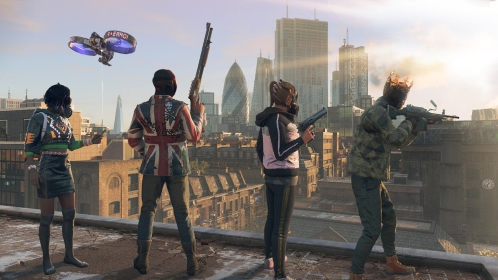 Watch Dogs Legion - La saga Ubisoft continua