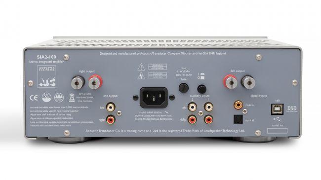 ATC SIA2-100: l'ampli integrato amante della trasparenza