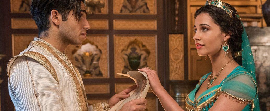 Aladdin arriva in steelbook UHD a fine settembre