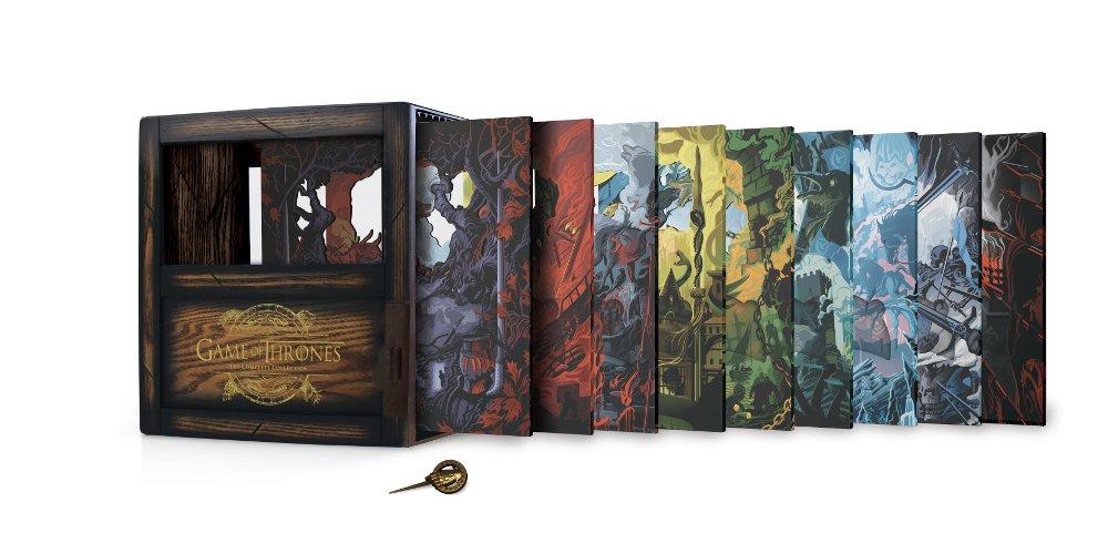 Il Trono di Spade, un'edizione da leccarsi i baffi