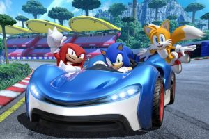 Team Sonic Racing – Home Theater Test Xbox One X