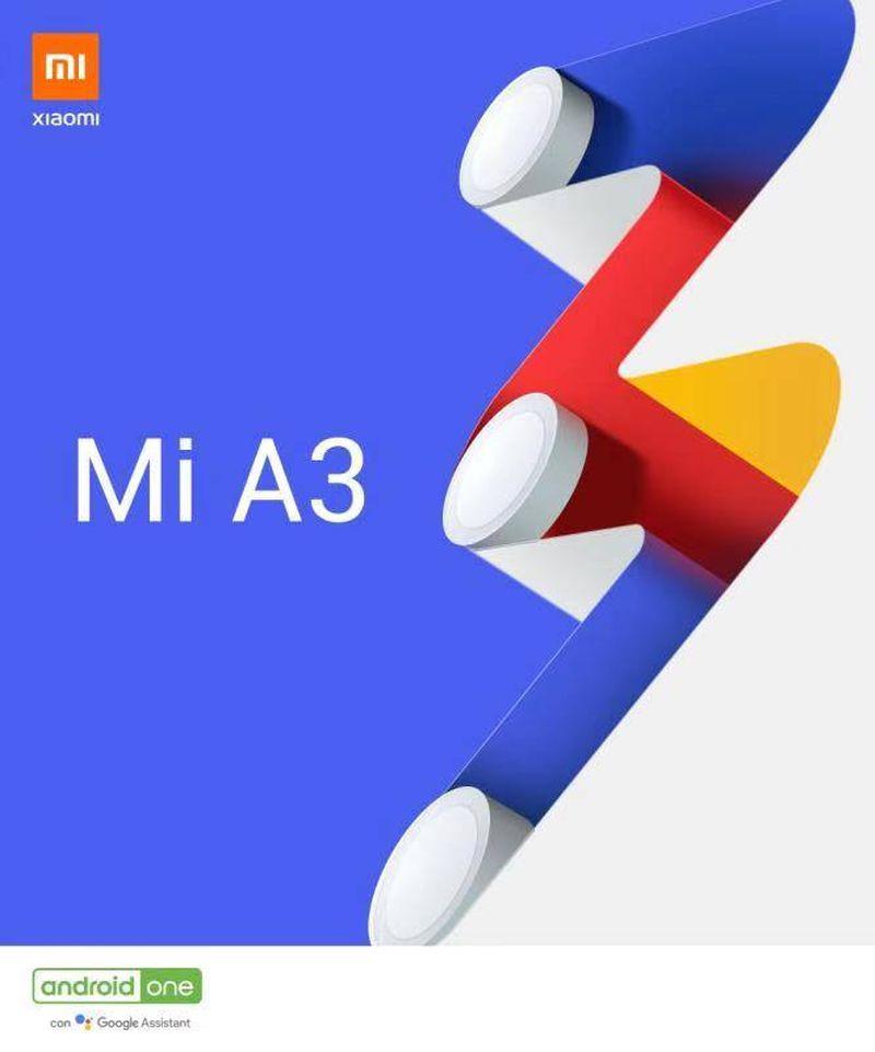 Xiaomi Mi A3 in arrivo in Italia. Android One per tutti