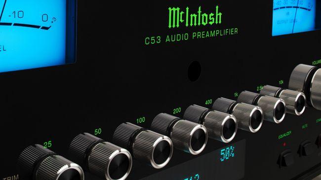 McIntosh C53: arrivano HDMI (ARC) e il modulo digitale DA2