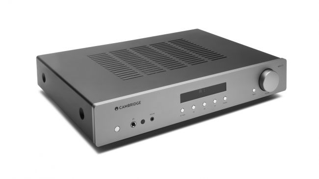 Cambridge Audio AXA35: l'ampli integrato virtuoso e poco costoso