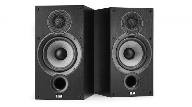 Elac Debut 2.0 5.1 Home Theatre System: che bomba!