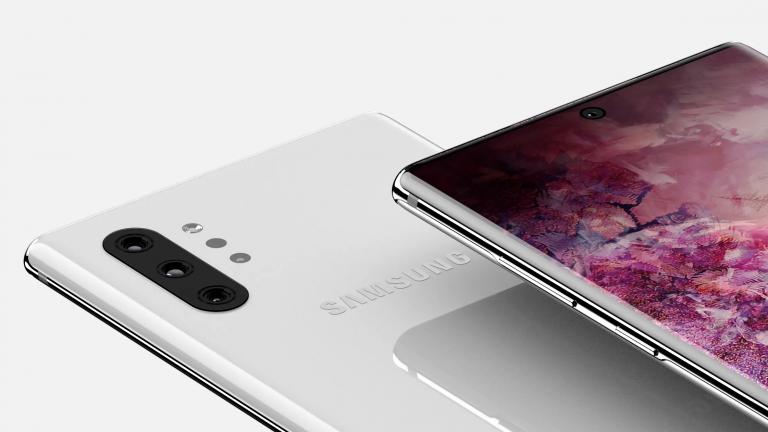 Galaxy S10 si aggiorna con le funzioni della fotocamera di Note 10