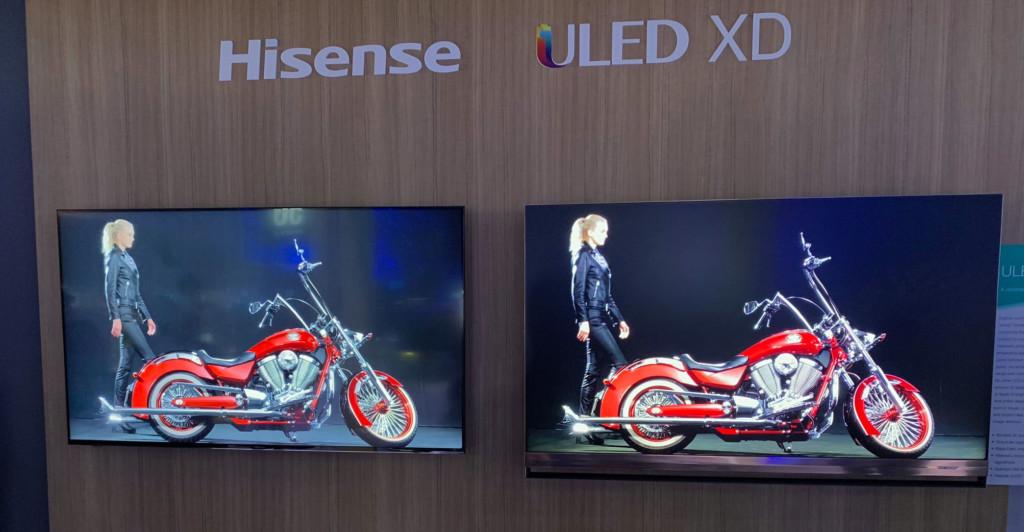 Hisense U9E: arriva in Cina il primo TV LCD Dual Cell